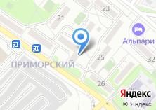 Компания «Центр Дикуля на Приморском» на карте