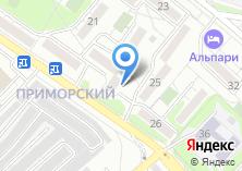 Компания «Дальневосточный банк» на карте