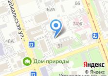 Компания «Профкнига» на карте