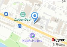 Компания «КомпАс+» на карте