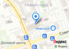 Компания «Дятьково/DMI» на карте