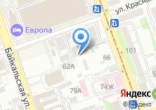Компания «ИнфоИндастри» на карте