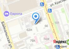 Компания «БедХаус» на карте