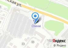 Компания «Уаз-авто» на карте