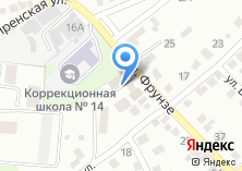 Компания «Суточно38» на карте