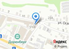 Компания «Курс-Сервис» на карте