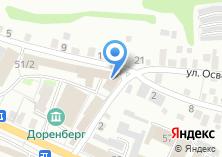 Компания «Евроальянс» на карте