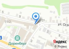 Компания «3D Комфорт» на карте