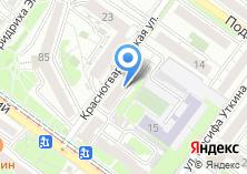 Компания «Novotex» на карте