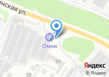Компания «АЗС Омни Левый берег» на карте