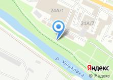 Компания «Автолинк экспресс» на карте