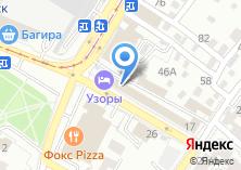 Компания «ФДИО» на карте