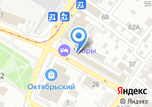 Компания «УЗОРОВ» на карте
