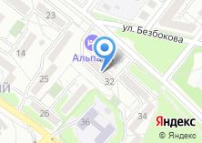 Компания «Байкалсерф» на карте