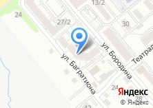 Компания «ИркутскЛифтСервис» на карте
