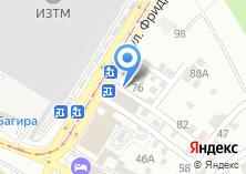 Компания «Адвокатский кабинет Карих Н.А» на карте