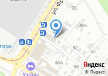 Компания «Строящееся административное здание по ул. Фридриха Энгельса 72/1» на карте