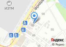 Компания «Добрый доктор ТравмаЦентр» на карте