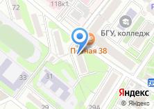 Компания «Новый век+» на карте