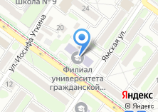 Компания «Знай-Ка» на карте