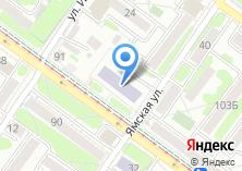 Компания «Восточно-Сибирский учебно-тренировочный центр» на карте