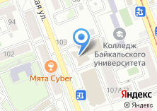 Компания «Адвокатский кабинет Чумакова Д.С» на карте