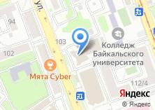 Компания «Адвокатский кабинет Кривощёкова А.А» на карте
