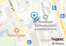 Компания «38 Квадратов» на карте