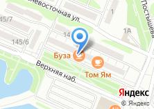 Компания «Жадина Говядина» на карте