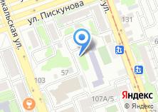 Компания «Баргузин» на карте