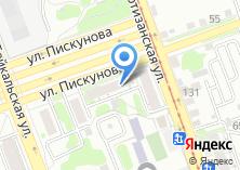Компания «Ногти Иркутск» на карте