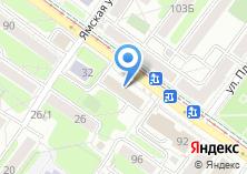 Компания «Сибирский тыловой таможенный пост» на карте
