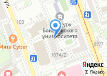 Компания «Муравей» на карте