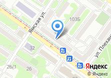 Компания «Стомед» на карте