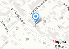 Компания «Хомутовский мясокомбинат» на карте