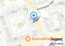 Компания «Кристалл Лефортово» на карте