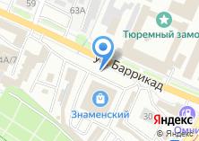 Компания «На Знаменском» на карте