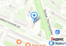 Компания «Династия ПЛЮС» на карте