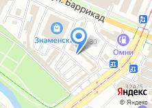 Компания «Магазин запчастей» на карте