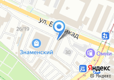 Компания «АкТрейд» на карте
