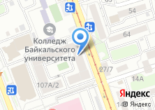 Компания «Зарядка» на карте