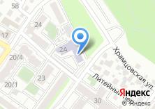 Компания «Красноярский автотранспортный техникум» на карте