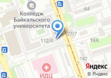 Компания «Оборонэнергосбыт» на карте