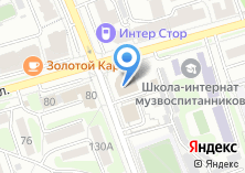 Компания «ГТЛК» на карте