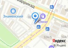 Компания «City Oil» на карте