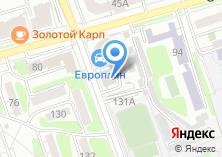Компания «Агентство недвижимости КУБА - Агентство недвижимости» на карте