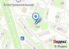 Компания «Байкалитстрой» на карте