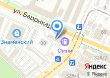 Компания «Капитальный» на карте