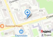 Компания «АБВИЛЬ» на карте