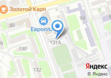 Компания «Автогаражный кооператив №160» на карте